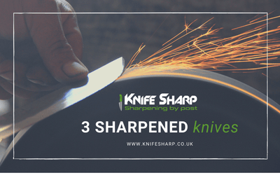 UK Professional Knife Sharp Gift Card | Knife Sharp