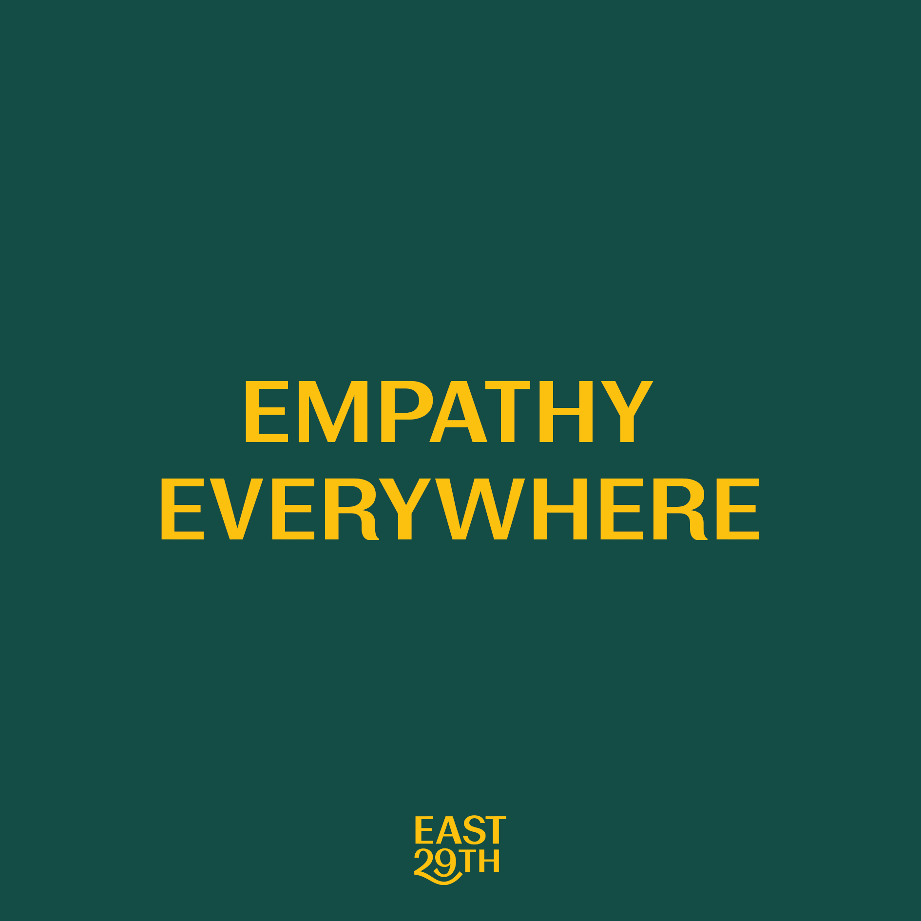 Featured image for Empathy Everywhere - E01 'Self-Care Is An Art Form'