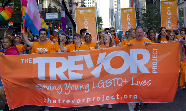 EAST 29TH x THE TREVOR PROJECT