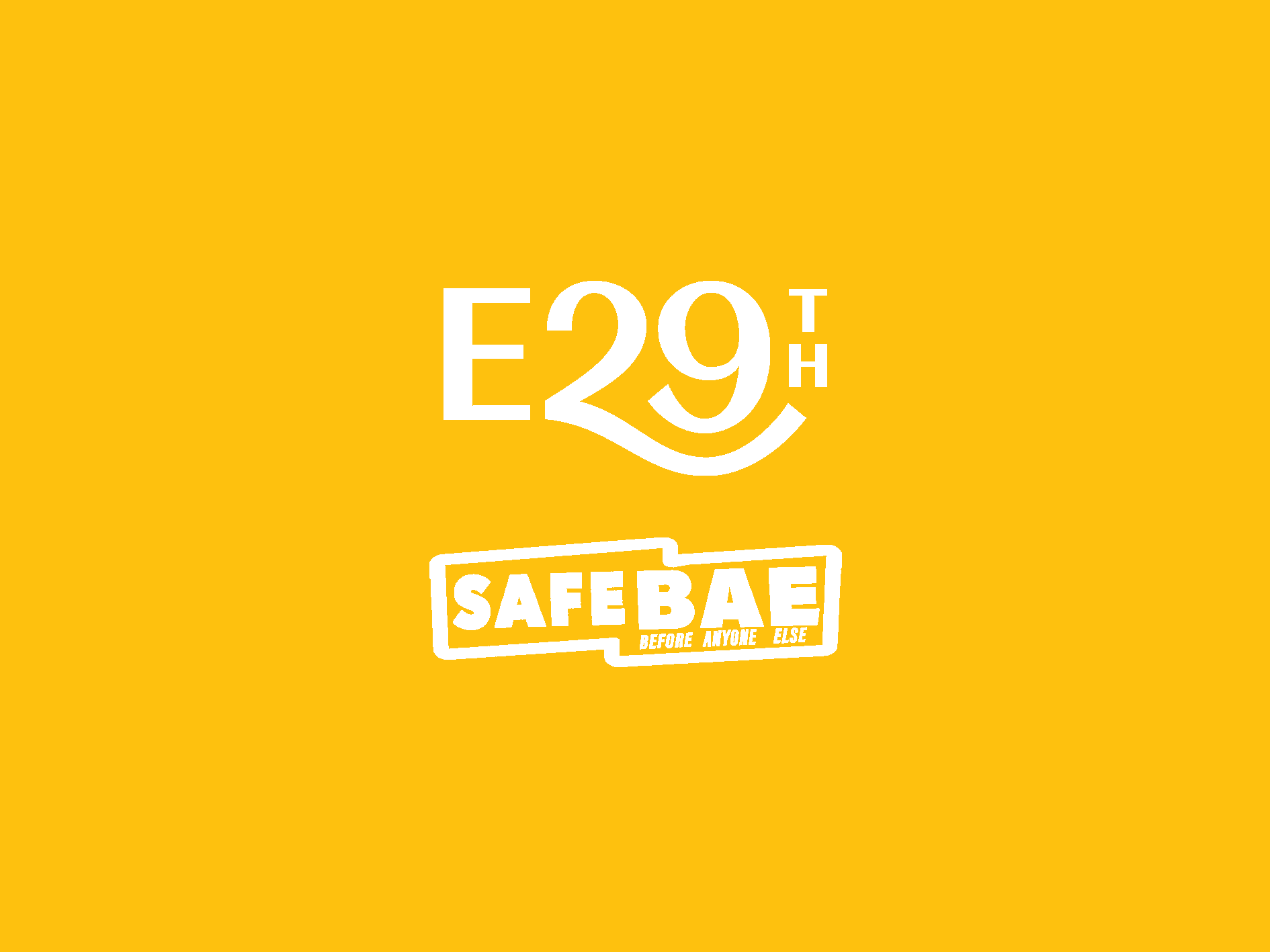 Featured image for EAST 29th x SAFEBAE