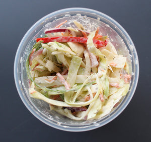 Long Coleslaw - 16oz. - GF