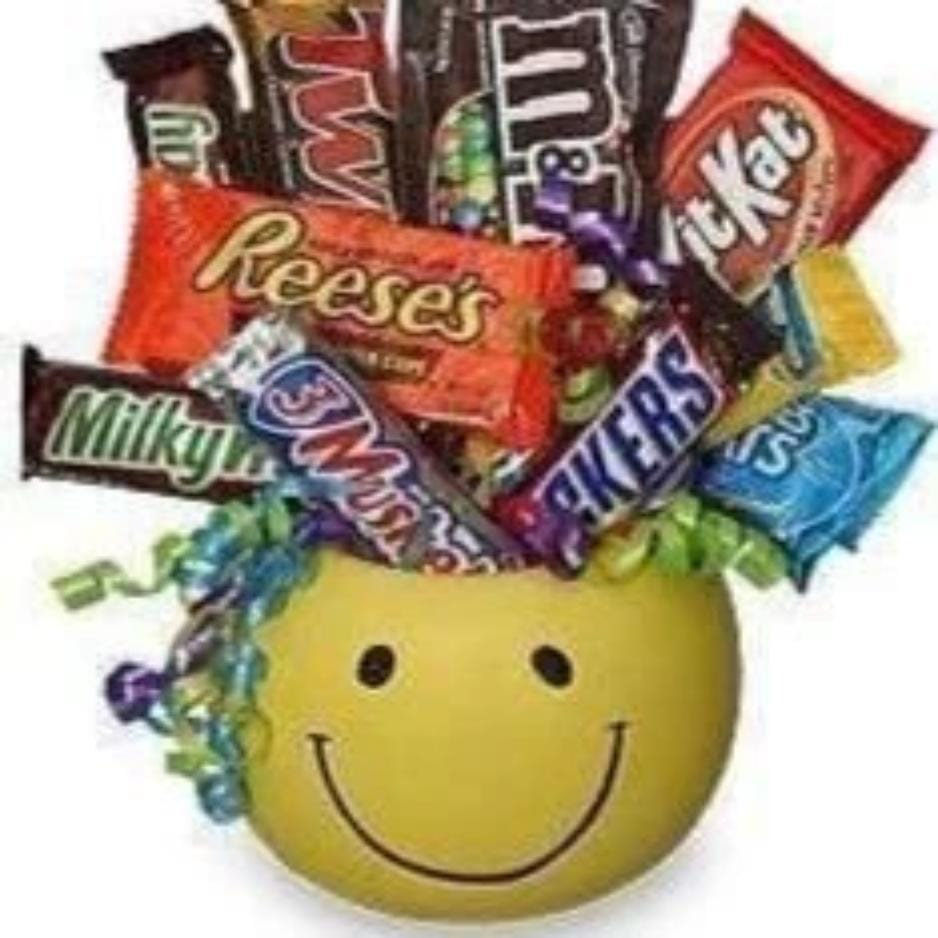 Happy Candy Bouquet