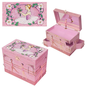 Ballet Musical Treasure Boxes