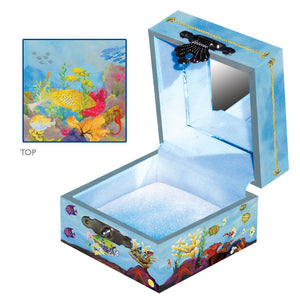 Ocean Treasures Tiny Treasure Box