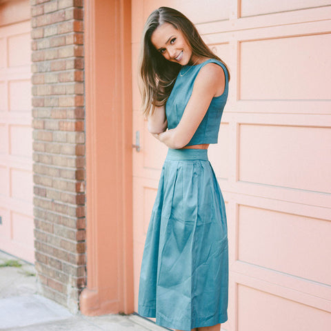 The Daphne Skirt