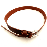 Handmade, Full-Grain, Leather Belt