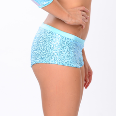 Micro Sequin Short