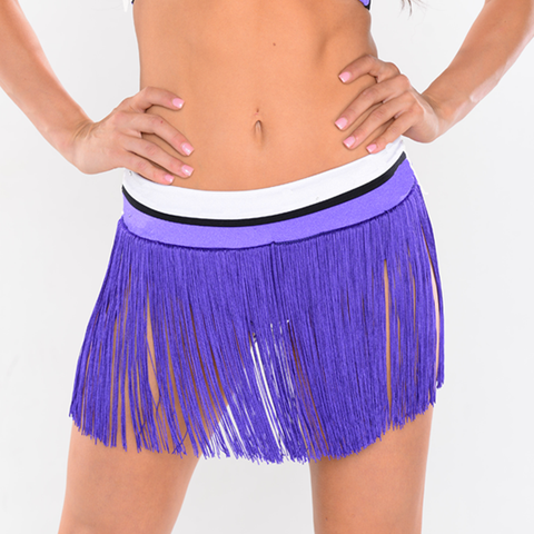New Fringe Skirt