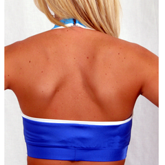 Split Halter Top