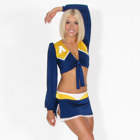 Stadium Top and Stadium Skirt Set