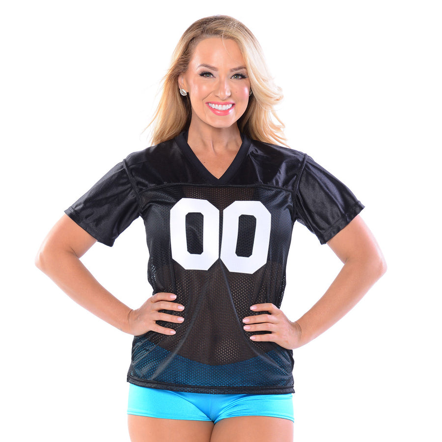 Football Jersey Women's Solid