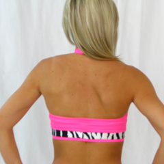 Audition Wrap Halter Top