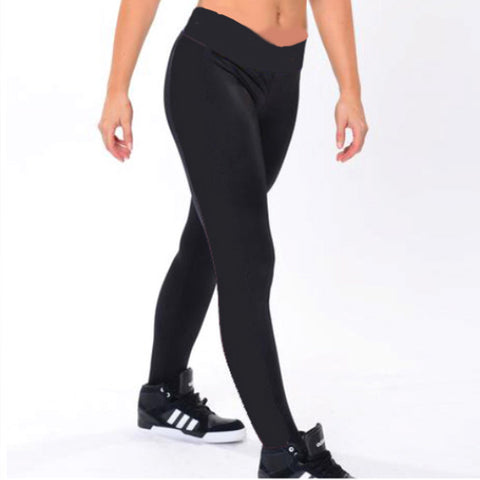 Legging with V Waist (Heavy Weight)