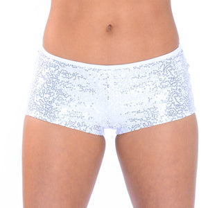 Tiny Sequin Short