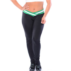 Stripe Waist Legging