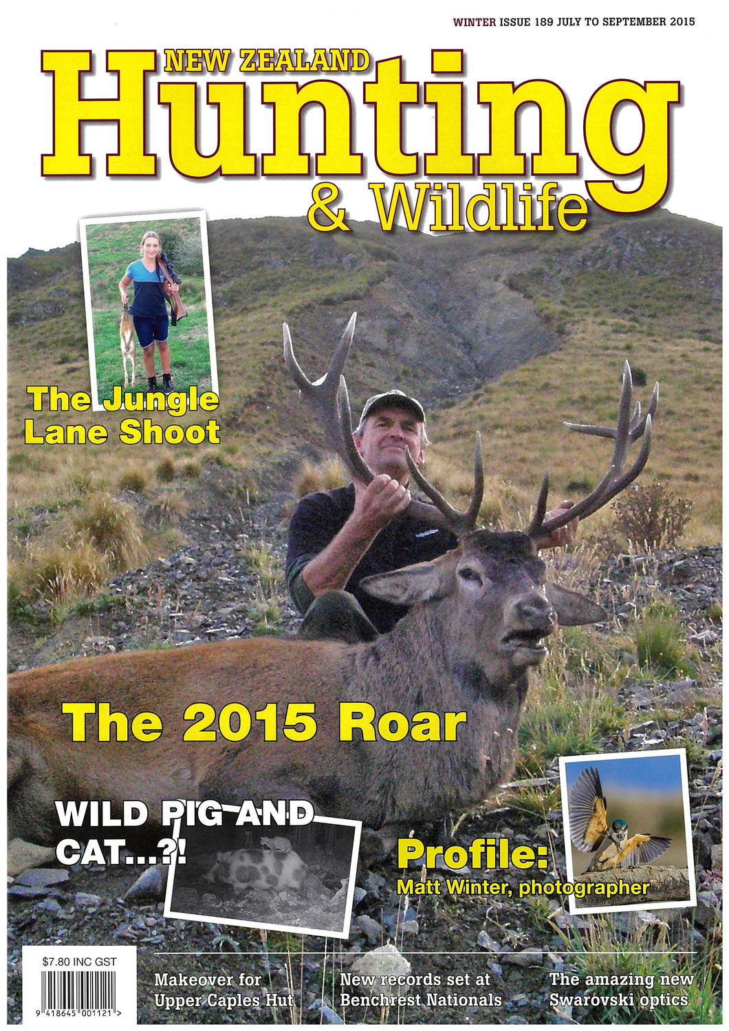 Issue 189 - Winter 2015