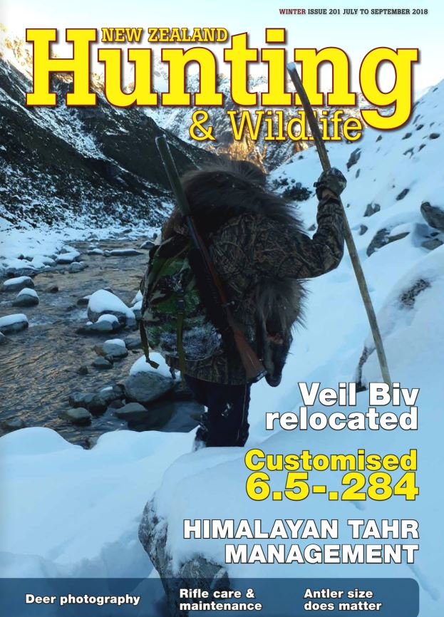 Issue 201 - Winter 2018
