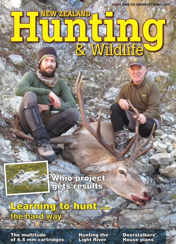 Issue 203 -  Summer 2019