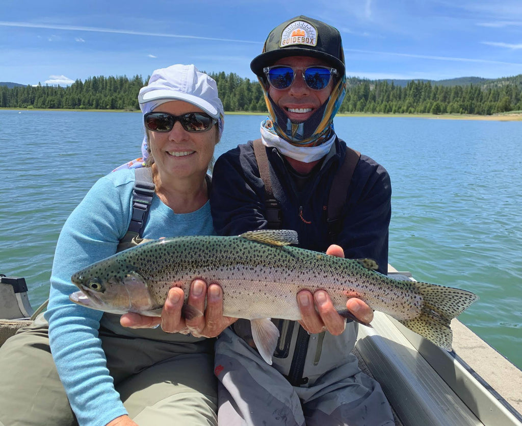Lake Davis Fly Fishing Report
