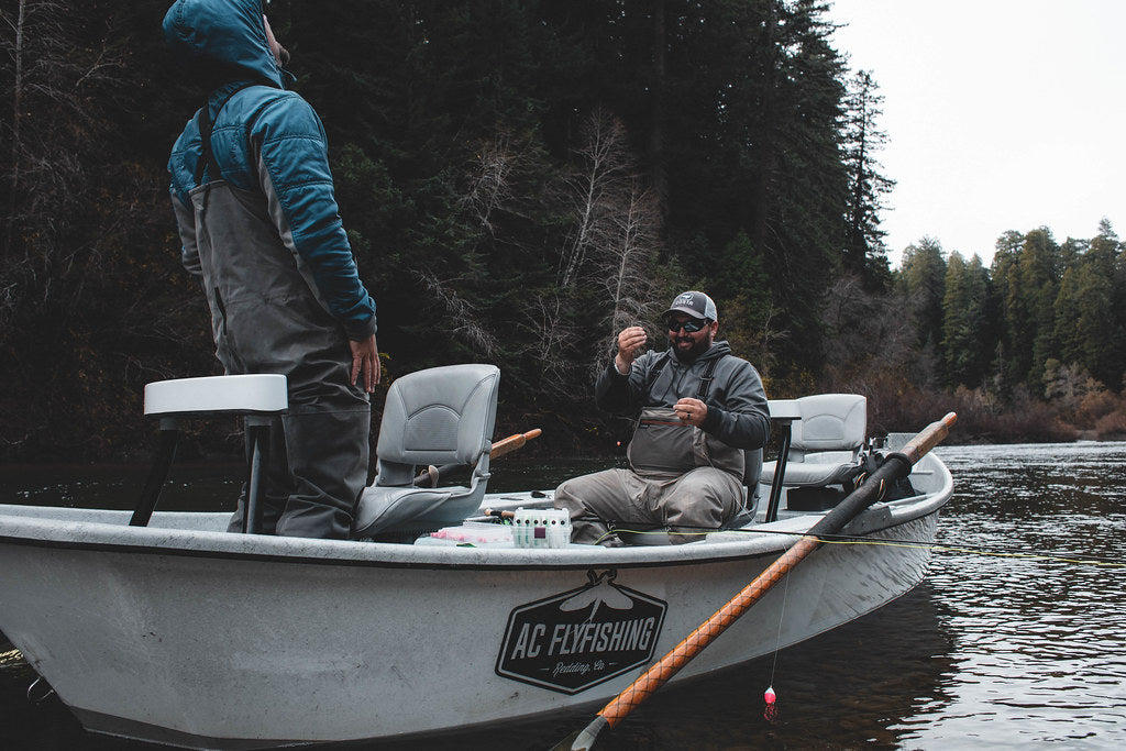 California Steelhead Report