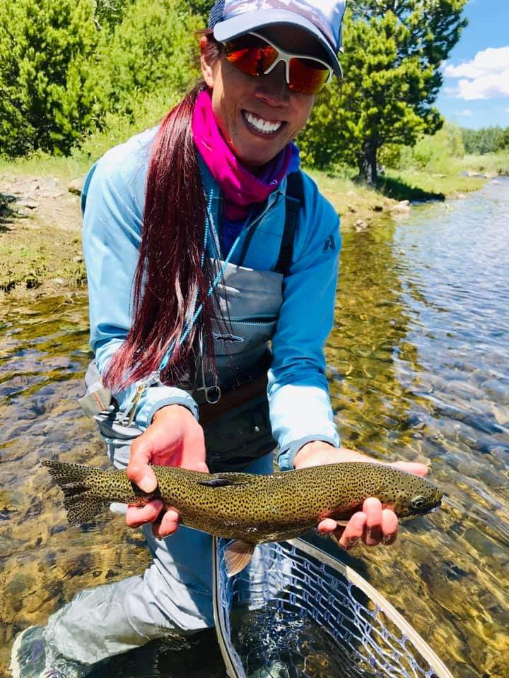 North Fork Yuba Fly Fishing Report