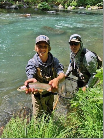 McCloud River Fly Fishing Report