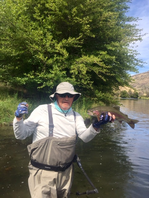 Deschutes Fly Fishing Report