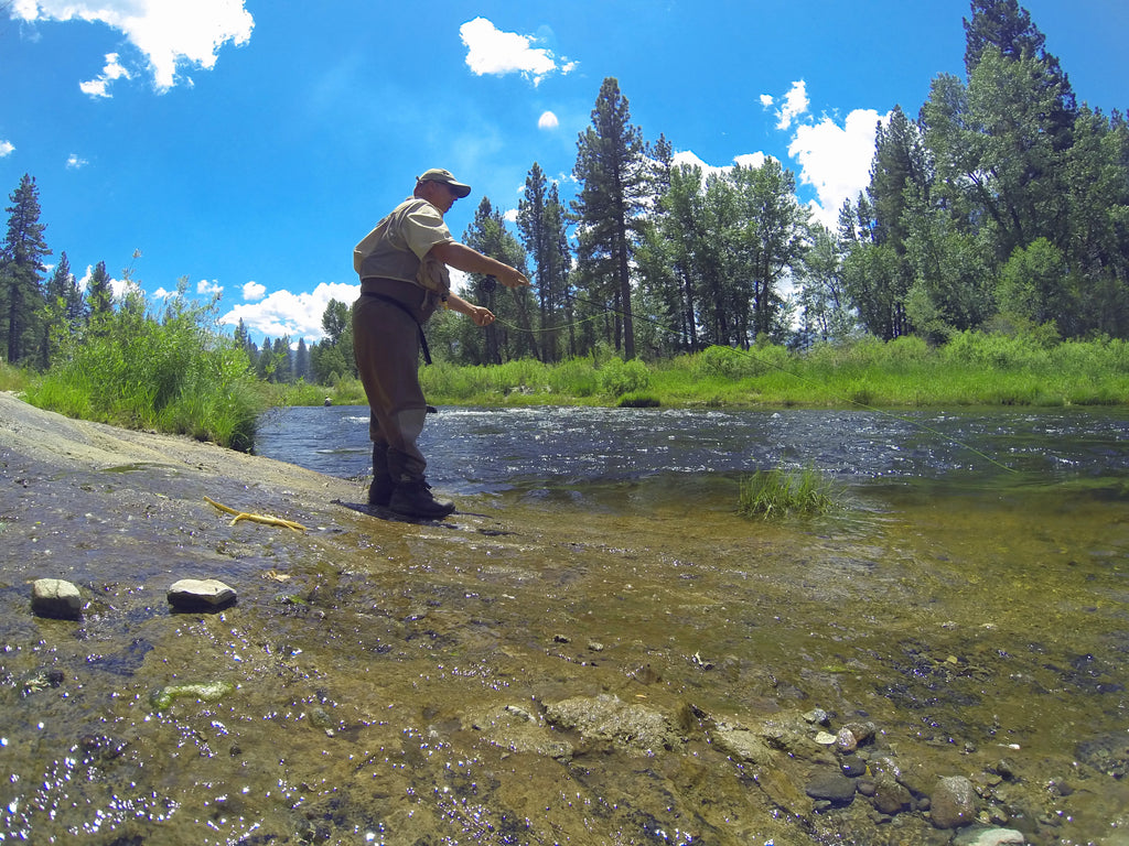 Middle Fork Feather River Fly Fishing Report