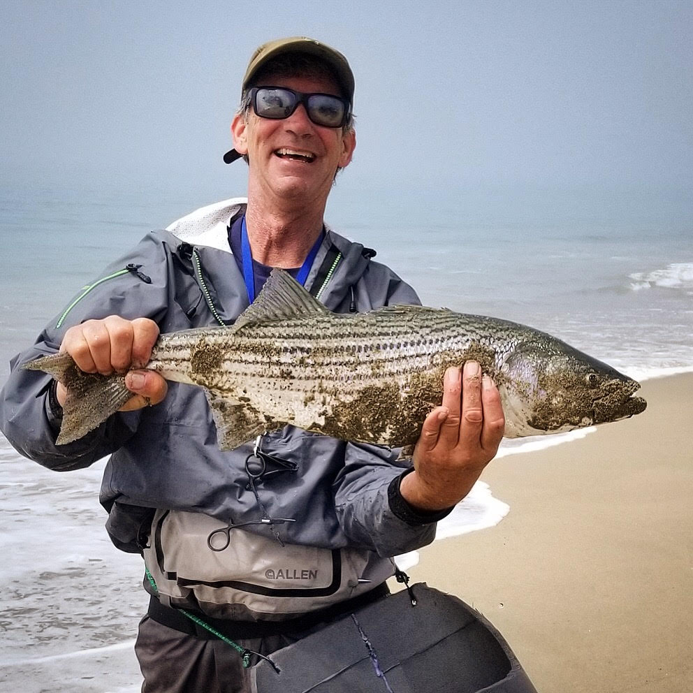 Surf Fly Fishing Report