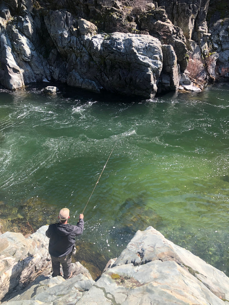 California And Oregon Fly Fishing Report