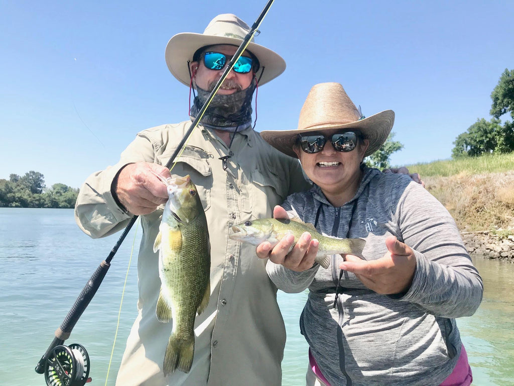 California Delta Fly Fishing Report