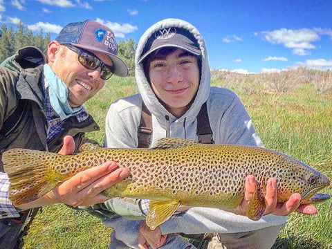 Dan Lecount Fly Fishing