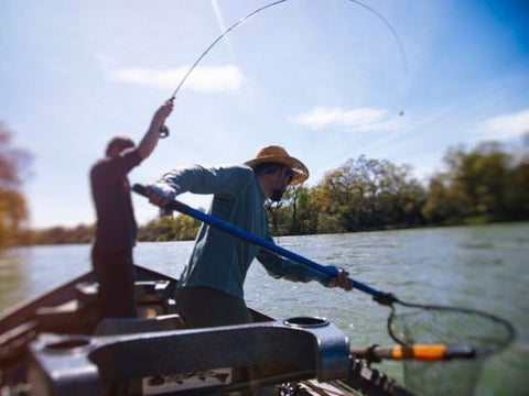 Northern California Fly Fishing Guide Lower Sac
