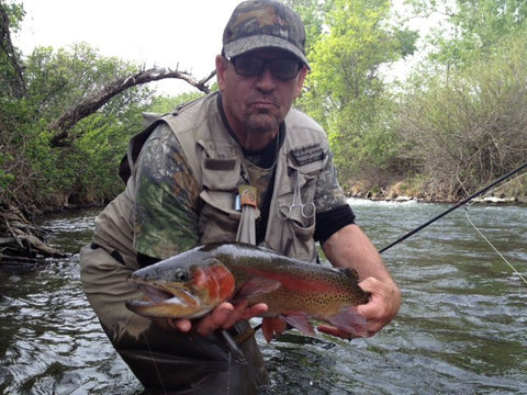 Putah Creek Fly Fishing