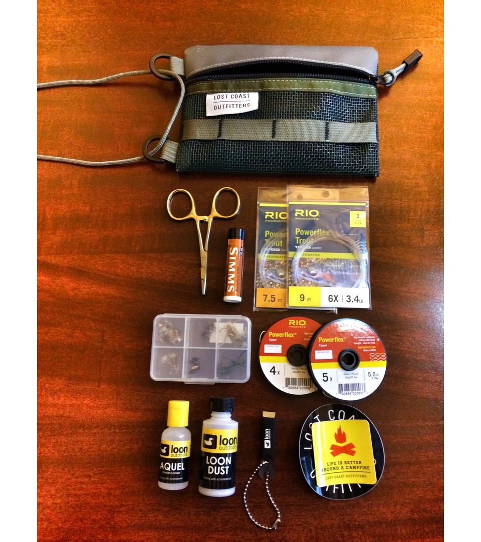 fly fishing essentials