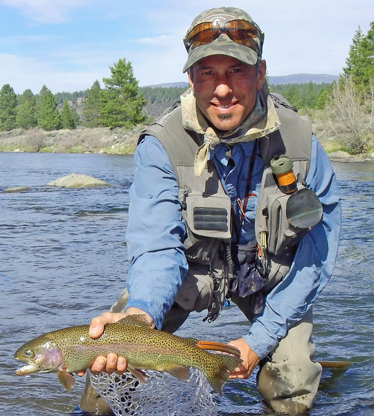 Jon baiocchi fly fishing guide yuba river lost coast for Feather river fishing report