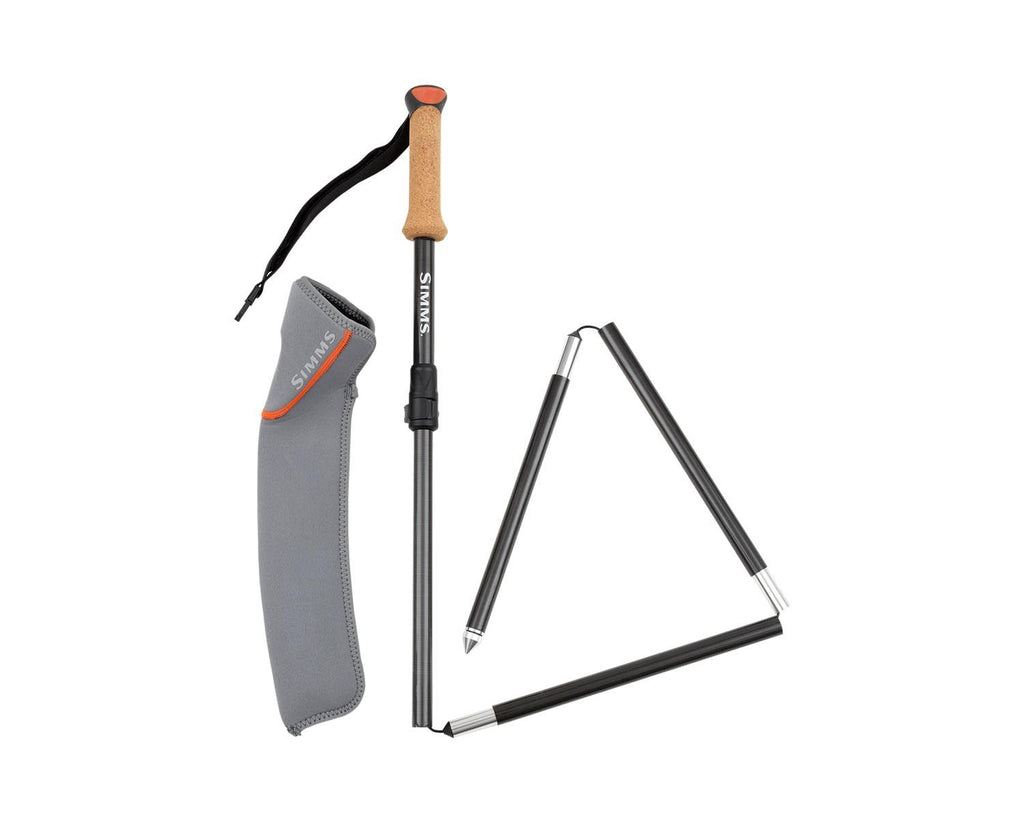 Simms Pro Wading Staff - Carbon