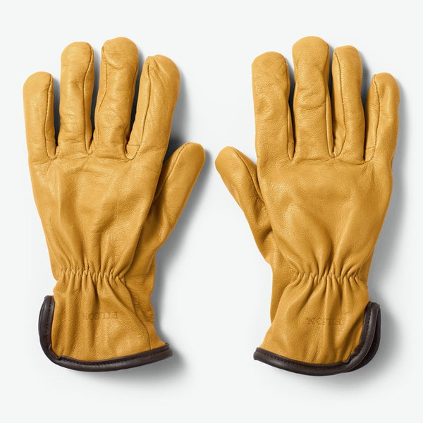 Filson Goat Skin Gloves - Lined