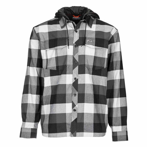 Simms Coldweather Hoody - Buffalo Plaid