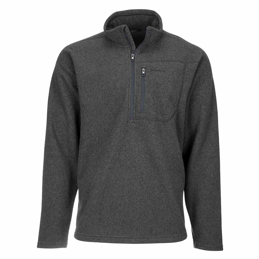 Simms Rivershed 1/4 Zip Sweater
