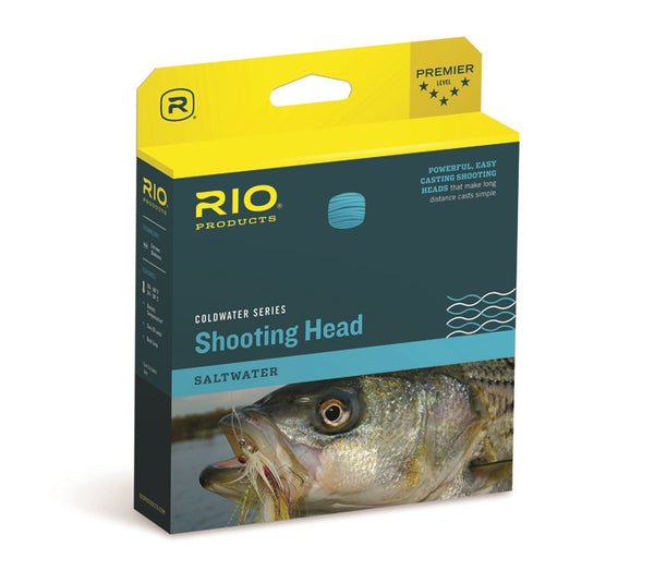 Rio Outbound Short Shooting Head - Intermediate (1-2ips)