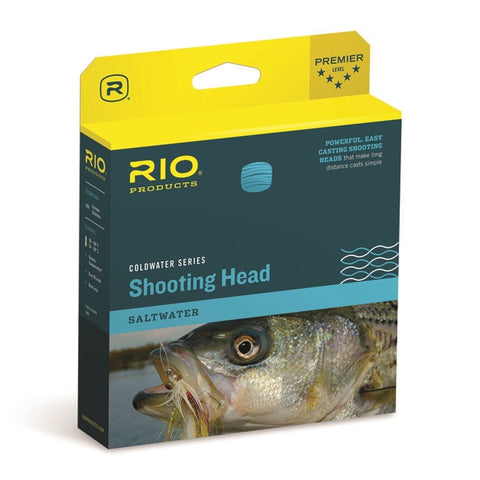 Rio Outbound Short Shooting Head - Type 6 (6-7ips)