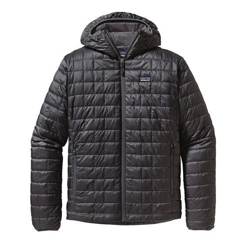 Patagonia Men's Nano Puff Hoody - Forge Grey
