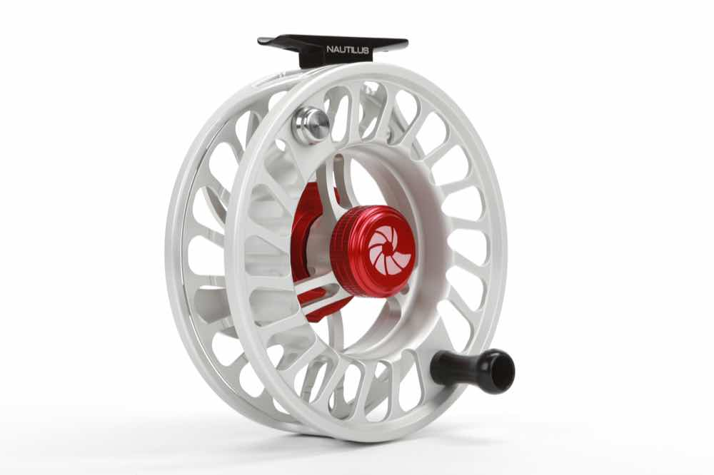 Nautilus CCF-X2 10/12 Weight Fly Reel