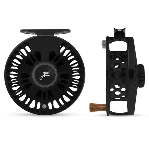 Abel Super Series Ported 11/12 Fly Reel