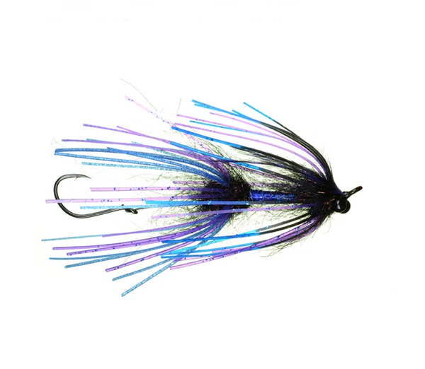 Sili-Leg Intruder - Black/Blue