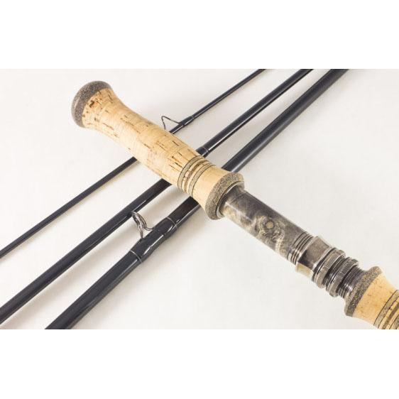 Burkheimer Vintage Build Spey Rod 7134-4