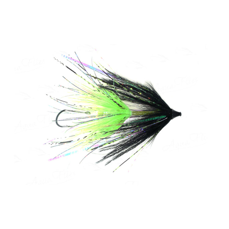 Chinook Intruder Black/Chartreuse