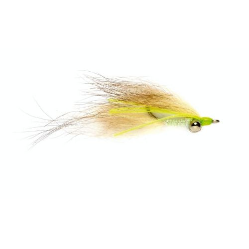 Clouser Foxy Chartreuse