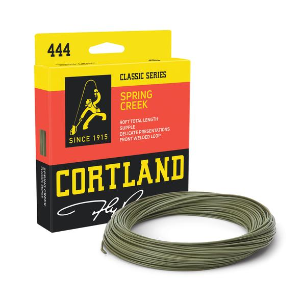 Cortland 444 Spring Creek Fly Line